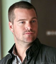 G. Callen played by Chris O'Donnell