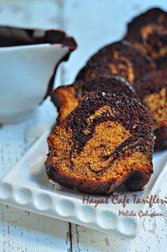 balkabakli cikolatali kek tarifi