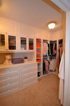 Walk In Closets  closet