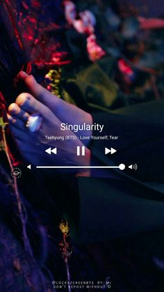 BTS (방탄소년단) LOVE YOURSELF 轉 Tear 'Singularity' Comeback Trailer #V #Singularity