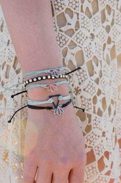 Lotus Charms   Pura Vida Bracelets