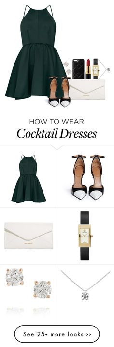 """Evening cocktail"" by ellapearlrose on Polyvore"