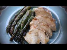 Chicken Recipes - How to Make  Lemon Garlic Chicken