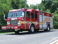 Mantua Twp Fire District - Sewell, New Jersey - Squad 2218  #niceride #firetrucks #setcom  http://setcomcorp.com/firewireless.html