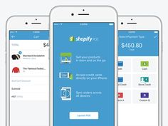 Shopify POS for iPhone