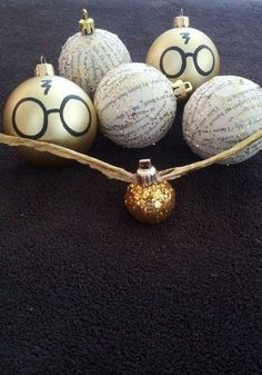 Harry Potter themed Christmas party