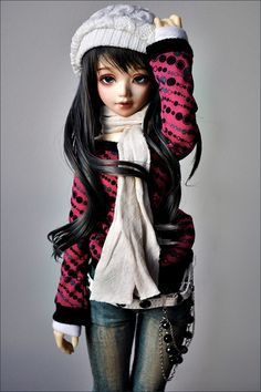 Michelle by Andreja  #doll #custom #unoa