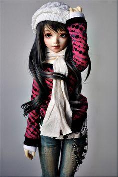 Michelle by Andreja  #doll #custom #unoa