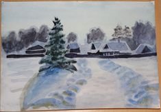Зимнее Забелье, 2017