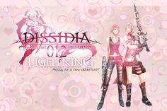Dissidia 012 Lightning by the-sparkling-light.deviantart.com on @DeviantArt