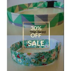 30% OFF on select products. Hurry, sale ending soon!  Check out our discounted products now: https://www.etsy.com/shop/katiesk9kollars?utm_source=Pinterest&utm_medium=Orangetwig_Marketing&utm_campaign=Winter%20Collars