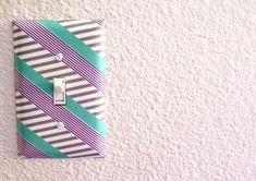 Vor noch nicht langer Zeit ein Geheimtipp und meist nur online zu kaufen, hat sich Washi Tape im Rekordtempo zum Trendutensil für kreative Köpfe entwickelt und ist nun in fast jedem Bastelladen oder Baumarkt erhältlich. Stilpalast zeigt dir, was sich mit den bunten Kleberollen aus Japan alles aufpeppen lässt.