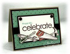 stampin up cards for men | Pin Masculine Cards Stampin Up Demonstrator Sandi Maciver Stamping ...