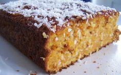K-kitchen: Cake carote e cocco
