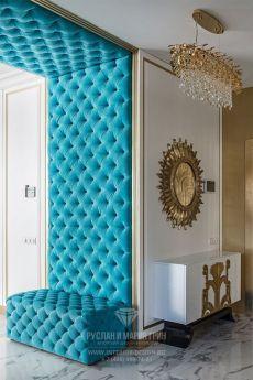 Colorful Design for interior luxery Luxury Bedroom Design, Home Room Design, House Design, Mirror Decor Living Room, Room Decor, Home Decor Furniture, Furniture Design, Interior Design Photos, Piece A Vivre