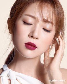 Baek Jin Hee - Marie Claire Korea February 2017