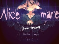 Developer: △○□× - vgperson -Type: Rpg - Description: Alice mare is a horror-esque adventure game by △○□× (Miwashiba). Allen is a boy who has. Alice Anime, Ib Game, Alice Mare, Mad Father, Corpse Party, Pixel Games, Rpg Horror Games, Witch House, Indie Games