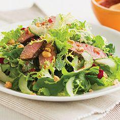 26 main-dish salads   Thai Beef Salad   Sunset.com
