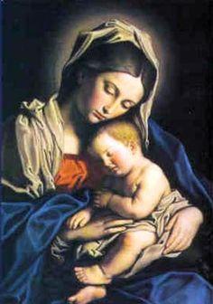 La Virgen Madre del Silenco