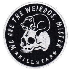 Weirdos Patch [B] | KILLSTAR