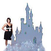 Daring to Dream Castle Silhouette