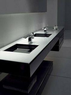Luxum - umywalka podblatowa