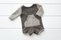 Image of Arthur romper / newborn size