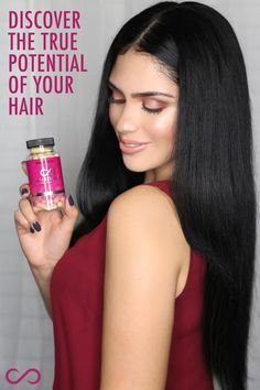 HAIRFINITY is transforming women's hair with a unique blend of nutrients that promote healthy hair. Are you ready to join the millions of women who love Hairfinity? Get yours today.