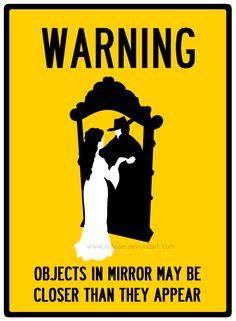 A Note of Concern Regarding Mirrors by *RJDaae
