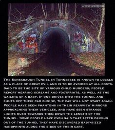 The scariest place in the world…