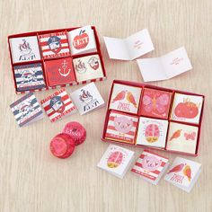 From cards to cupcake liners, this Valentine's Day Décor includes everything you need to, well, party.