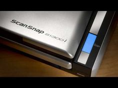 Fujitsu ScanSnap S1300i - Portable Scanner - Compact Scanners