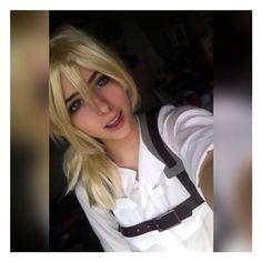 I miss being Krista so much omg      [ #anime #manga #cos #coser #cosplay #cosplayer #costest #costume #animecosplay #kristalenz #historiareiss #yumikuri #aot #snk #attackontitan #shingekinokyojin #rwby #blackbutler #kuroshitsuji #mirainikki #anotheranime #higurashi #sao #tokyoghoul #evangelion #elfenlied #sailormoon ]