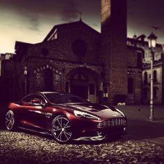 Stunning Aston Martin DB9! Mystic Red