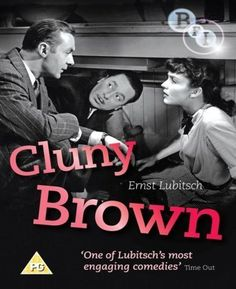 1946 adaptation of Margery Sharp's 'Cluny Brown', by Ernst Lubitsch