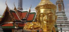 Grand Palais Bangkok itinéraire en thailande