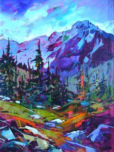 Below the Peak Again -  Perry Haddock