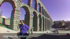 Places to see in ( Segovia - Spain ) Segovia Aqueduct  The Aqueduct of Segovia is a Roman aqueduct in Segovia Spain. With the Pont du Gard in France Segovia Aqueduct is one of the best-preserved elevated Roman aqueducts. Segovia Aqueduct is the foremost symbol of Segovia as evidenced by its presence on the city's coat of arms.   As the Segovia Aqueduct lacks a legible inscription (one was apparently located in the structure's attic or top portion) the date of construction cannot be…