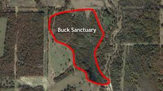 Now that we have established the food plots, the hard part is keeping the mature bucks. This is where Buck Sanctuaries come in handy.…