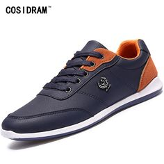 New 2016 Men Shoes Lace Up Designer Spring/Autumn Fashion-Casual/Outdoor MEN Footwear