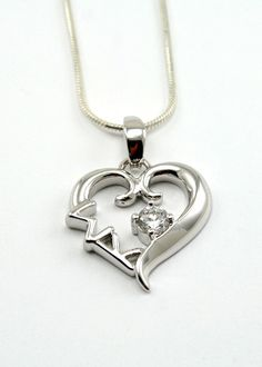 Sigma Kappa necklace, so cute!