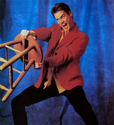 Jim Carrey | 41 Regrettably Tacky Photos Of Famous People