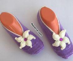 KADINLARA YILDIZ ÇİÇEKLİ LİLA TUNUS PATİK   Nazarca.com Baby Shoes, Clothes, Fashion, Outfits, Moda, Clothing, Fashion Styles, Baby Boy Shoes, Kleding