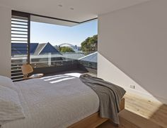 Image 4 of 20 from gallery of Birchgrove House / Nobbs Radford Architects. Photograph by Murray Fredericks Cabinet D Architecture, Interior Architecture, Interior And Exterior, Interior Design, Interior Ideas, Home Room Design, House Design, Stucco Walls, Bedroom Designs