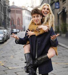 """846.8 mil Me gusta, 3,196 comentarios - Lele Pons (@lelepons) en Instagram: """"Take me back to Milan  (tag someone you miss)"""""""