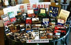 Schrade Knife Collection Warren Whittler,Tradesmen Set,LB8 Knives Scrimshaw Sets @ ditwtexas.webstoreplace.com