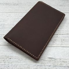 Leather field notes cover #handcrafted #notebook #brown #handstit #leatherwallet #fieldnotes #stylish #giftsforhim #menstyle #distressed