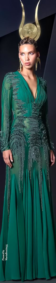 Basil Soda Fall-Winter 2016-17 Couture Collection Highlights