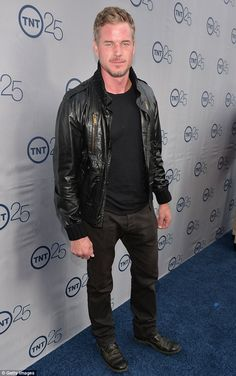 Eric Dane Photos Photos - Actor Eric Dane arrives to TNT's Anniversary Party at The Beverly Hilton Hotel on July 2013 in Beverly Hills, California. - Arrivals at TNT's Anniversary Party Anniversary Parties, 25th Anniversary, The Beverly, Beverly Hilton, Mark Sloan, Marley And Me, The Last Ship, Eric Dane, Medical Drama