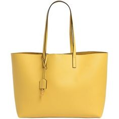 SAINT LAURENT Monogram Leather Shoulder Bag. $995 | luisaviaroma.com